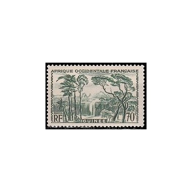 Guinée N° 161 N *