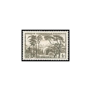 Guinée N° 163 N *