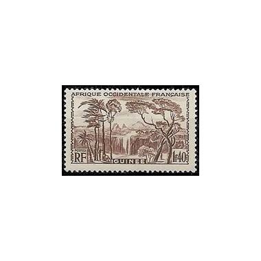 Guinée N° 165 N *