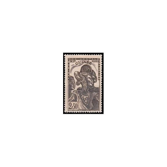 Guinée N° 168 N *