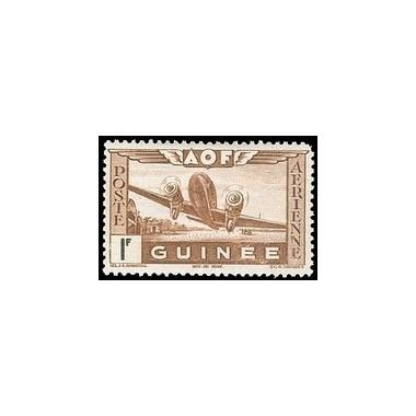 Guinée N° PA011 N *