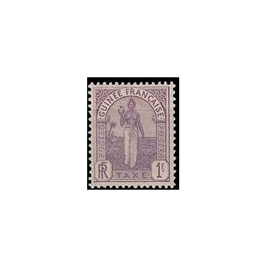 Guinée N° TA007 N *