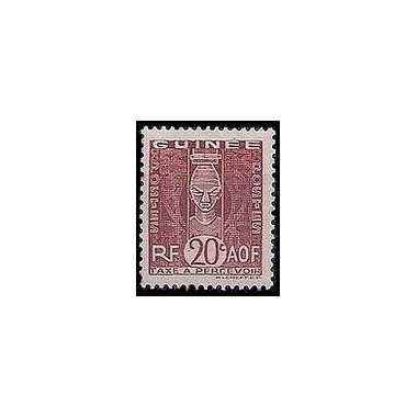 Guinée N° TA029 N *