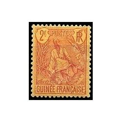 Guinée N° 031 Obli