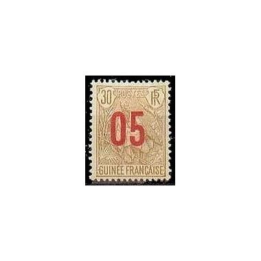 Guinée N° 060 Obli