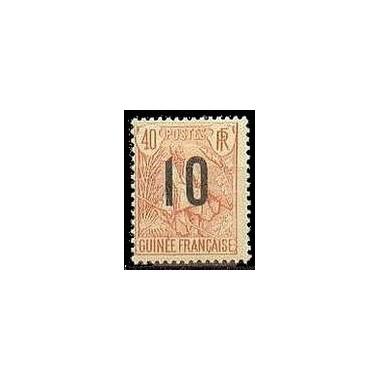 Guinée N° 061 Obli