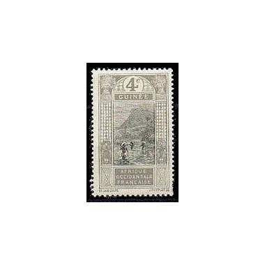 Guinée N° 065 Obli