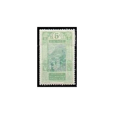 Guinée N° 066 Obli