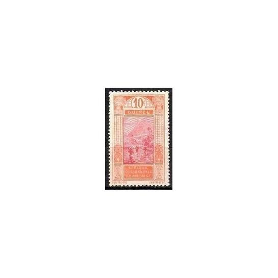Guinée N° 067 Obli