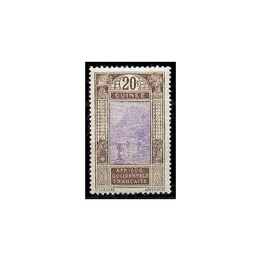 Guinée N° 069 Obli