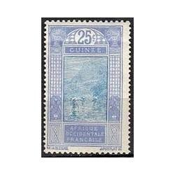 Guinée N° 070 Obli