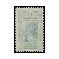 Guinée N° 085 Obli