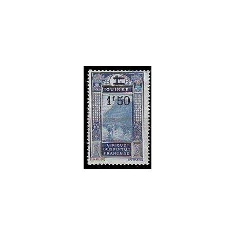 Guinée N° 103 Obli