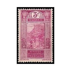 Guinée N° 114 Obli