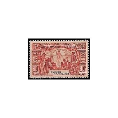 Guinée N° 117 Obli