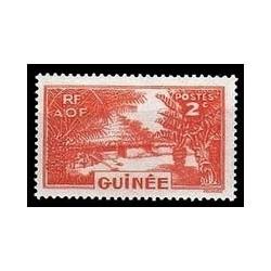 Guinée N° 125 Obli