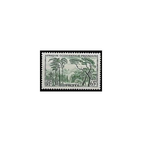 Guinée N° 137 Obli