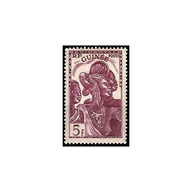 Guinée N° 144 Obli