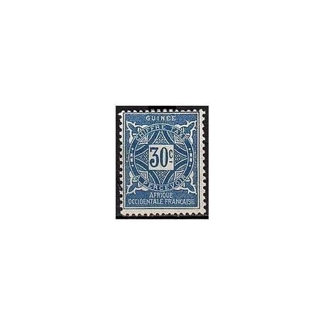 Guinée N° TA020 Obli