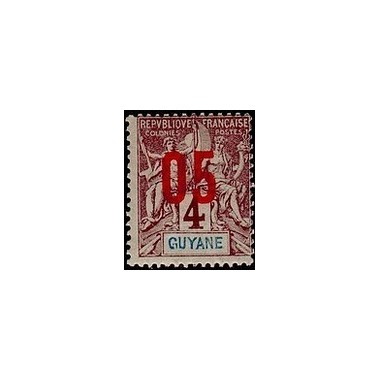 Guyane N° 067 N **