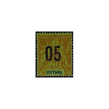 Guyane N° 068 N **