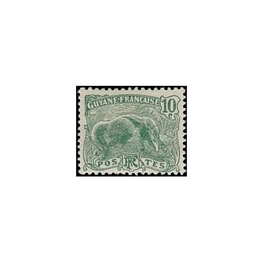 Guyane N° 076 N **