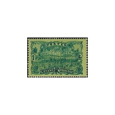 Guyane N° 107 N **