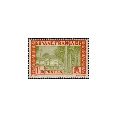 Guyane N° 125 N **