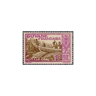 Guyane N° 162 N **