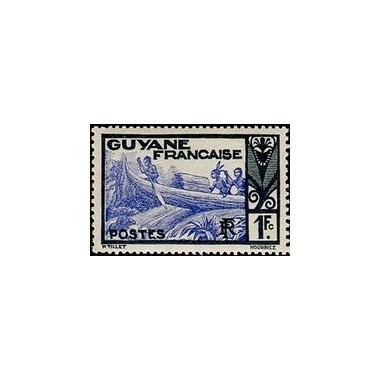 Guyane N° 163 N **