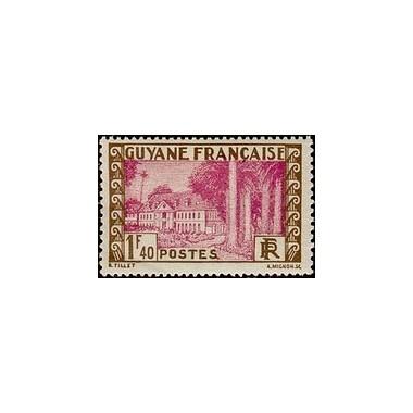 Guyane N° 165 N **