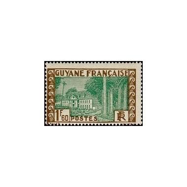 Guyane N° 166 N **