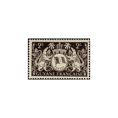 Guyane N° 192 N **