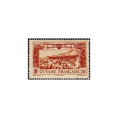 Guyane N° PA011 N **