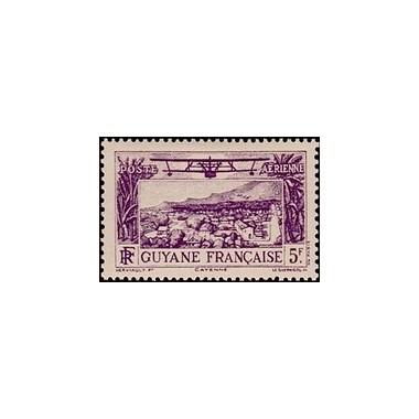 Guyane N° PA016 N **