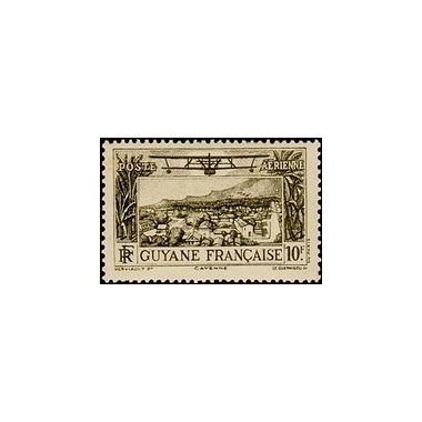 Guyane N° PA017 N **