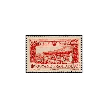 Guyane N° PA018 N **