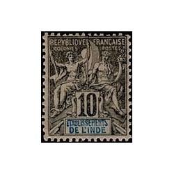 Inde N° 005 Obli