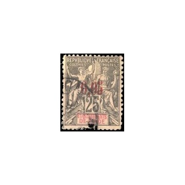 Inde N° 020 Obli