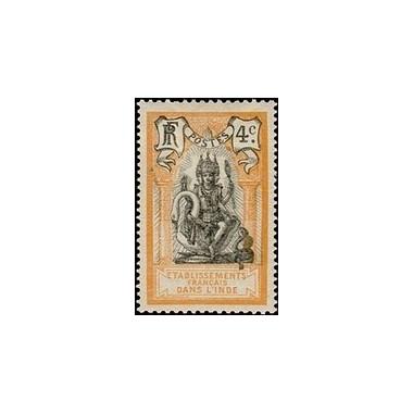 Inde N° 028 Obli