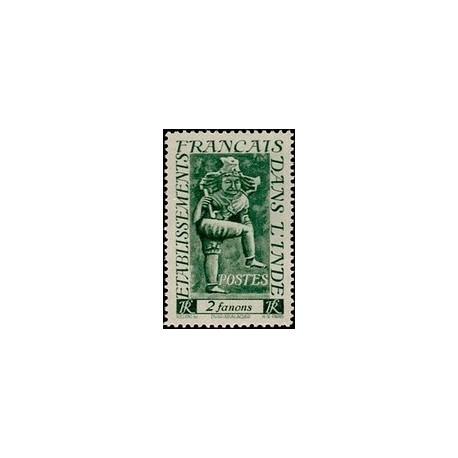 Inde N° 246 Obli