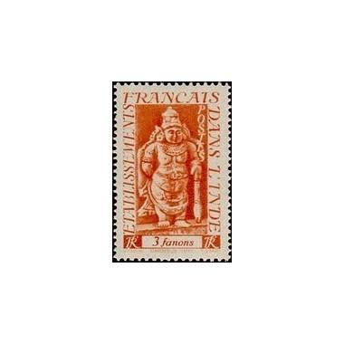 Inde N° 249 Obli