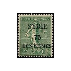 Syrie N° 108 Neuf *