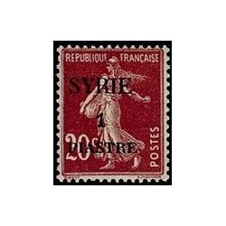 Syrie N° 109 Neuf *
