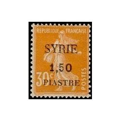Syrie N° 111 Neuf *
