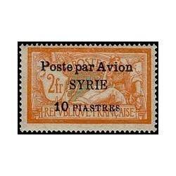 Syrie N° PA021 Neuf *