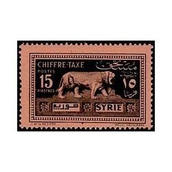 Syrie N° TA38 Neuf *