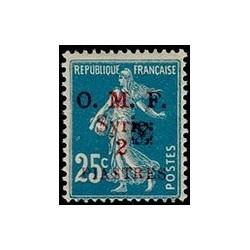 Syrie N° 051 Obli