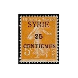 Syrie N° 106 Obli