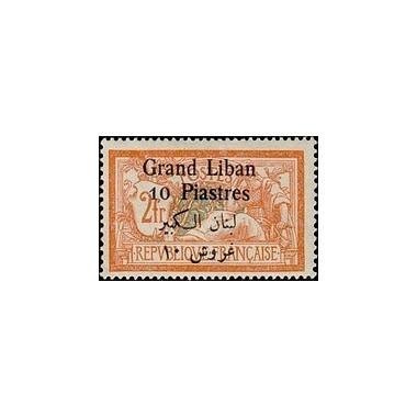 Gd Liban N° 037 N *